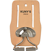 Kuny's HM220 Leather Snap Hammer Holder