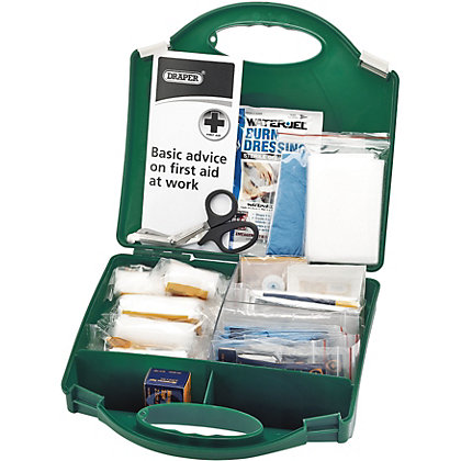 Image for Draper 07828 BSI First Aid Kit from StoreName