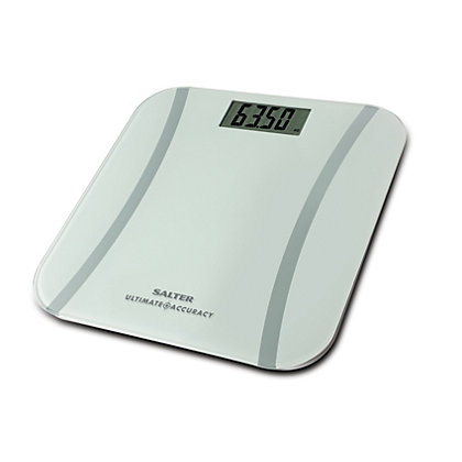 Image for Salter Ultimate Accuracy Bathroom Scale - 9073 WH3R from StoreName