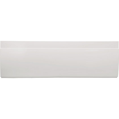 Image for Plastic Wrap-around Front Panel - White from StoreName