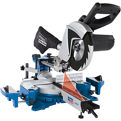 Image for Scheppach HM81 216mm Sliding Mitre Electric Saw from StoreName