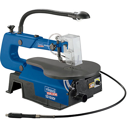 Image for Scheppach SD 1600F 405mm Scroll Electric Saw Kit from StoreName
