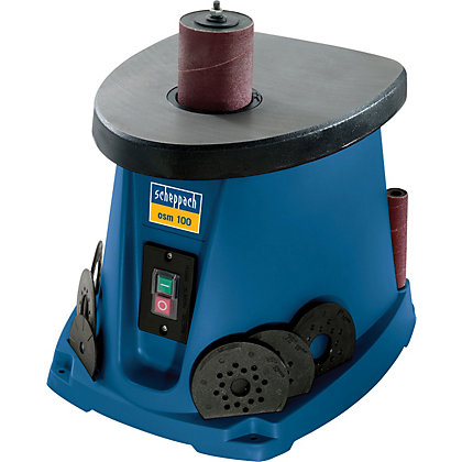 Image for Scheppach OSM100 Oscillating Drum Sander from StoreName
