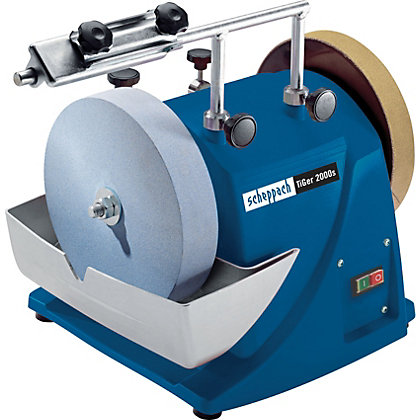 Image for Scheppach Tiger 2000s Sharpening System from StoreName