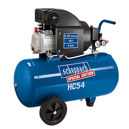 Image for Scheppach HC54 50L x 20HP Compressor from StoreName