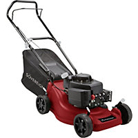 Sovereign 150cc Push Petrol Rotary Lawn Mower - 40cm