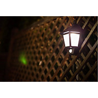 Solar Super Bright PIR Wall Light