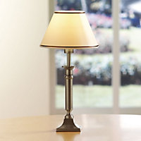 Buchanan Table Lamp - Cream - 40 x 20cm