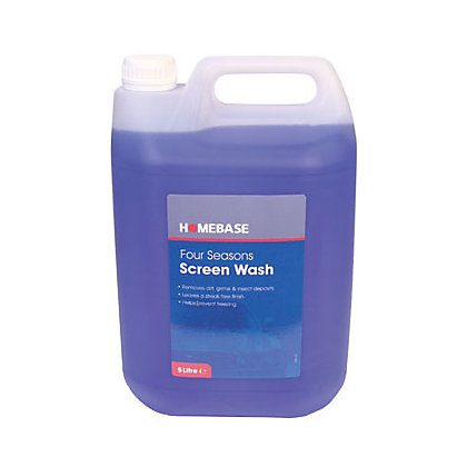 Image for All Year Round Screenwash - 5L from StoreName