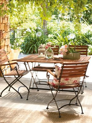 Fsc Certified Garden Furniture