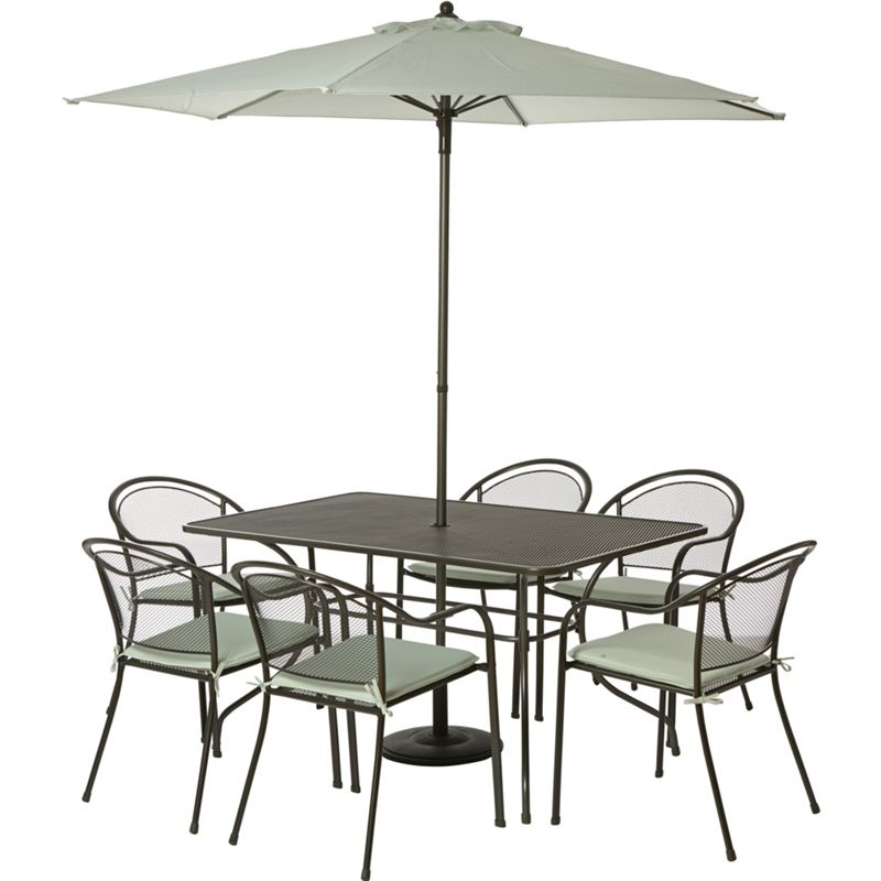 Outdoor furniture outdoor garden furniture outdoor table for Outdoor furniture homebase