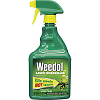 Weedol Gun! Lawn Weedkiller Ready to Use Spray - 800ml