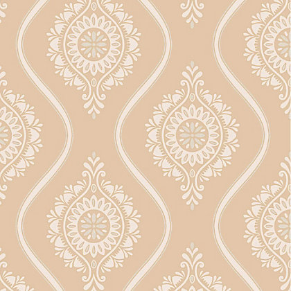 Image for Fine Decor Beaumont Neutral Wallpaper from StoreName