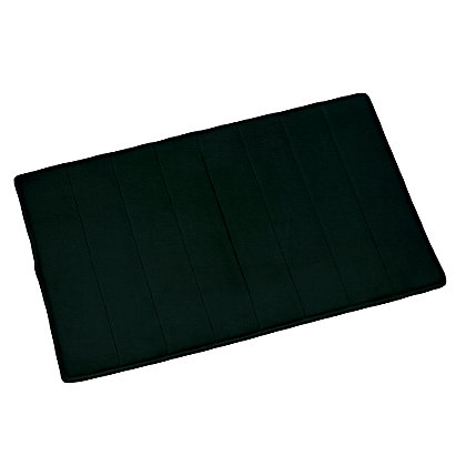 Image for Croydex Micro Fibre Anthracite Bathmat - Large from StoreName