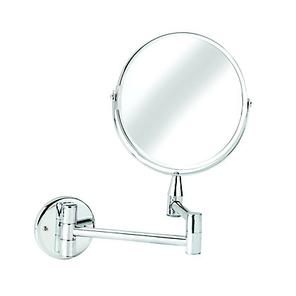 Image for Croydex Britannia Round Magnifying Mirror from StoreName