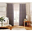 Whiteheads Loretta Denim Lined Curtains - 66 x 72in