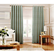 Whiteheads Loretta Teal Lined Curtains - 66 x 54in