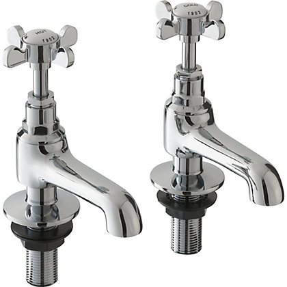 Image for Westminster Basin Taps - Chrome from StoreName