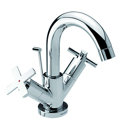 Image for Damixa Ixia Mono Basin Mixer with Pop Up Waste from StoreName