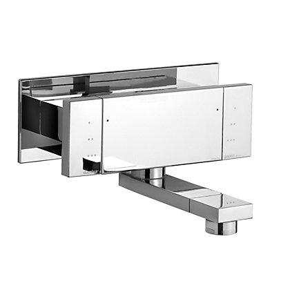 Image for Damixa G Type Wall Mounted Bath Filler from StoreName