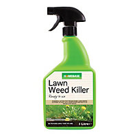 Homebase Lawn Weed Killer - 1L
