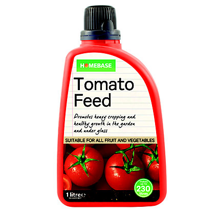 Image for Homebase Tomato Plant Feed - 1L from StoreName