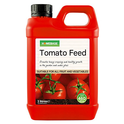 Image for Homebase Tomato Plant Feed - 2L from StoreName