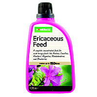 Homebase Ericaceous Plant Feed - 1L