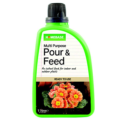 Image for Homebase Multi-Purpose Pour And Feed - 1L from StoreName