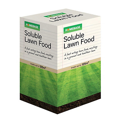 Image for Homebase Soluble Lawn Feed - 1Kg from StoreName