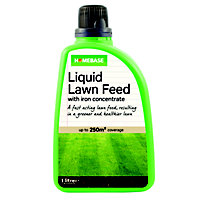 Homebase Liquid Lawn Feed - 1L