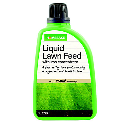 Image for Homebase Liquid Lawn Feed - 1L from StoreName