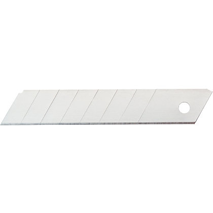 Image for Irwin Carbon Snap Blades - 9mm - Pack of 10 from StoreName