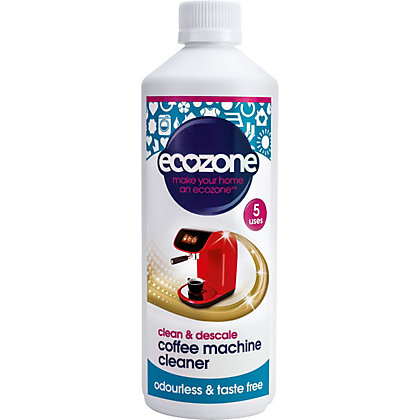 Image for Ecozone Coffee Machine Cleaner And Descaler from StoreName