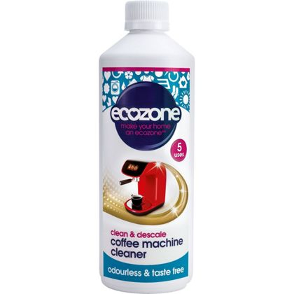 Coffee Maker Cleaner Recipe : Ecozone Coffee Machine Cleaner And Descaler