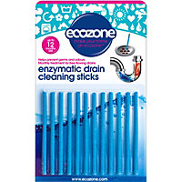Ecozone Ez4 Enzymatic Drain Sticks - Pack of 12