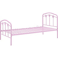 Hearts bed pink 3ft FO