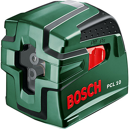 Image for Bosch PCL 10 Cross Line Laser from StoreName