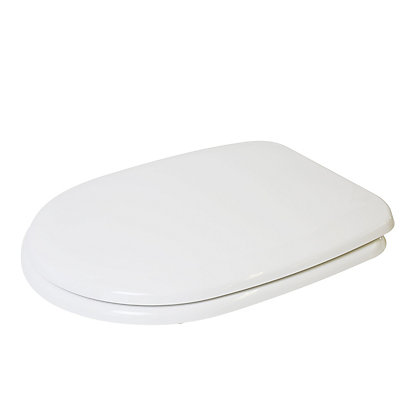 Image for Croydex Panama Toilet Seat from StoreName
