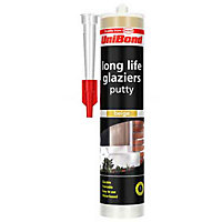UniBond Long Life Glaziers Putty - Beige