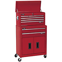 Redline 31000 8 Drawer Roller Cabinet And Chest
