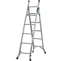 extension ladders and combination ladders at homebase. Black Bedroom Furniture Sets. Home Design Ideas