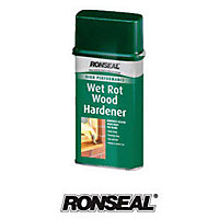 Ronseal Wet Rot Wood Hardener - 250ml