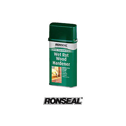 Image for Ronseal Wet Rot Wood Hardener - 250ml from StoreName