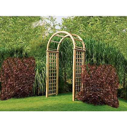 Image for Forest Florence Garden Arch from StoreName