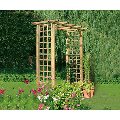 Image for Forest Classic Garden Arch from StoreName