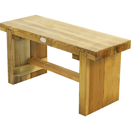 Image for Forest Double Sleeper Bench - 0.9m from StoreName