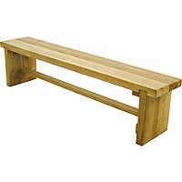 Forest Double Sleeper Bench - 1.8m