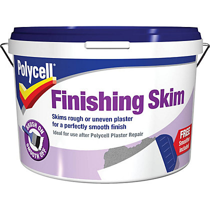 Image for Polyfilla Finishing Skim - 2.5L from StoreName