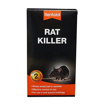 Image for Rentokil Rat Killer - 2 Sachets from StoreName